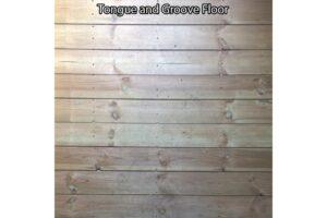 Tongue & Groove Floor