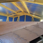 Superfoil Insulated Roof & Floor