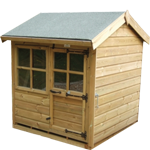 5ft (W) x 6ft (D) Wendyhouse