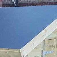 Firestone Rubber Roof – Black